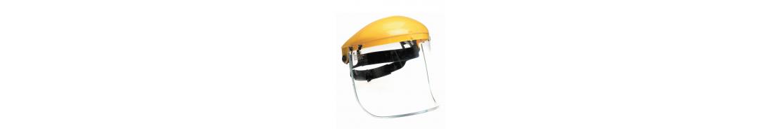 acu aizsardzība, sejas aizsardzība, drošības brilles, sejas aizsargi,