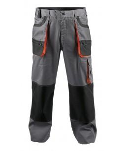 Darba bikses ar dubultceļiem un daudz kabatām BE-01-003