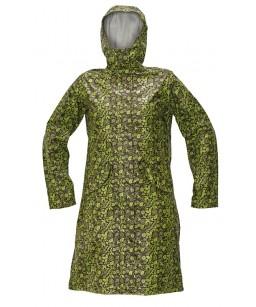 Lietusmētelis sievietēm ar printētu ziedu apdruku, Yowie Rain Coat