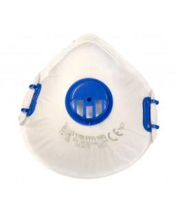 Putekļu Respirators FFP1 ar Vārstuli