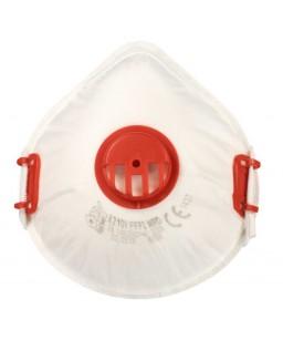 Putekļu Respirators FFP2 ar Vārstu